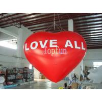 China 0.2mm PVC Helium Inflatable Advertising Balloons on sale
