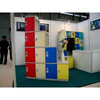 Wholesale Smart Red Fitness Center Lockers With On - Site Assembly Eco-friendly CE certified 1910 × 380 × 500 from china suppliers