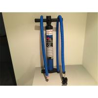 Quality Antiflaming Double Action Hand Air Pump For Inflatable Stand Up Paddle Boards for sale