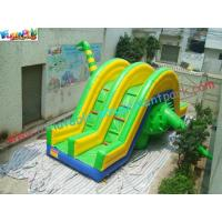 Wholesale Cute Dragon Commercial Inflatable Water , Inflatable Slide Slip Toys from china suppliers