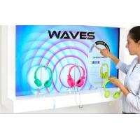 Wholesale Shopping Interactive Retail Displays Cabinet 6GB - 16GB Memory Customized Size from china suppliers