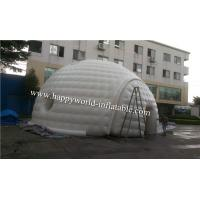 Wholesale inflatable igloo tent , giant inflatable dome tent , inflatable sphere tent , dome tent from china suppliers
