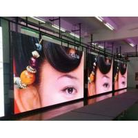 China P2.5 Indoor Advertising LED Display / SMD LED Video Wall For Meeting Room on sale