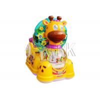 Wholesale Fantastic Deer Park Baby Rocking Car Game Machine With Clever Music from china suppliers