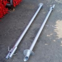 Wholesale 2000mm Galvanized Grounding And Earthing Products Ground Anchor Pipe from china suppliers