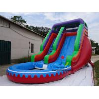 Wholesale Hot inflatable slide for pool,inflatable water slide,children inflatable pool with slide water slide-49 from china suppliers