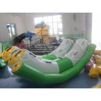 Wholesale Double Inflatable Water Totter Game For sale from china suppliers