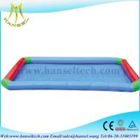 Wholesale Hansel Perfect customized inflatable water pool inflatable ball pool from china suppliers