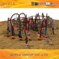 China Non Toxic Kids Outdoor Gym Equipment Climber Durable Diameter 16 Mm For Kids on sale
