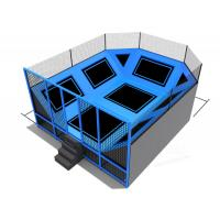 Wholesale Customized Indoor Trampoline Park Equipment Nursery Trampoline Paradise from china suppliers