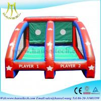Wholesale Hansel inflatable sports games basketball,inflatable ball games for kids from china suppliers