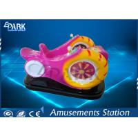 Wholesale Coin Operated Kids Bumper Car High Elastic Bumper Strip 2 Player Colorful Lights from china suppliers