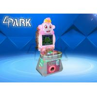 Attractive Arcade Dance Machine , Capsule Candy Bear Bouncy Ball Twisting