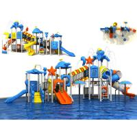 Wholesale Classic Outdoor Aquatic Playground Equipment For Children Aged 6 - 15 from china suppliers