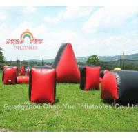 Wholesale Inflatables Paintball Bunker Field with Air Pump, Paintballs Wholesale from china suppliers