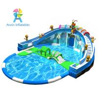Wholesale Most popular inflatable water park/inflatable aqua park/inflatable aqua playground with free accessory from china suppliers