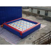 China Mega Twister For Inflatable Amusement Park , Inflatable Games For Adult on sale