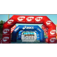 Wholesale Inflatable Enter Arch Inflatable Advertising Arch OEM Inflatable 6*4m Arch from china suppliers