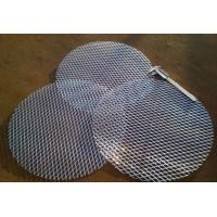 China 30 40 50 Micron Sintered Stainless Steel Mesh Disc For Plastic Industry on sale