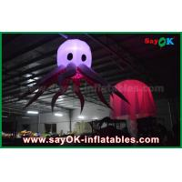 Wholesale Changeable Color LED Inflatable Stage Octopus For Party And Wedding from china suppliers