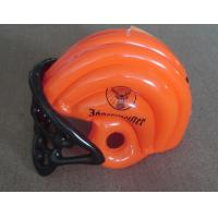 Wholesale pvc inflatable helmet / inflatable football helmet / inflatable advertising helmet from china suppliers