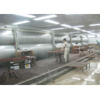 Wholesale Wet Type Economic Wood Finishing Spray Booths Eco Friendly 2330X2000X2300 mm ID from china suppliers