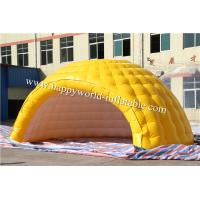 Wholesale Inflatable cabin tent , inflatable bubble tent , advertising inflatable tent from china suppliers
