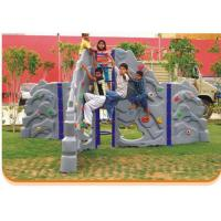 Wholesale Durable Modern Kids Rock Climbing Wall / Sturdy Indoor Rock Climbing Wall from china suppliers