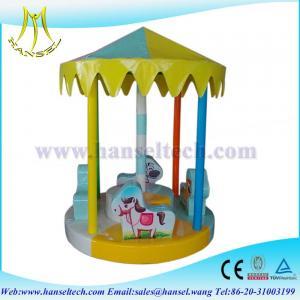 Wholesale Hansel hot selling children indoor playarea big slide indoor playground from china suppliers