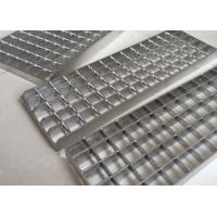 China 19W4 Twisted Bar Stainless Steel Grating Support Custom ISO9001 Approval on sale