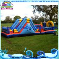 Wholesale Hot new inflatable slide bouncer combo inflatable playground equipment from china suppliers