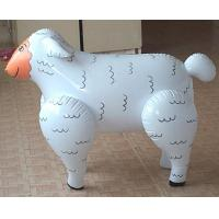 Wholesale pvc inflatable sheep for advertising/ inflatable pvc sheep for promotion/inflatable animal from china suppliers