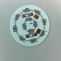 Wholesale Customized Round Lighting LED PCB board , LED display control driver printed circuit boards from china suppliers