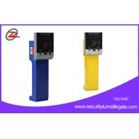 China Smart Car Parking System Automatic Parking Ticket Machine For Parking Lot on sale