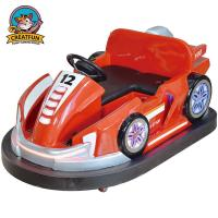 Buy cheap Fairground Indoor Bumper Cars / Amusement Park Physics Bumper Cars from wholesalers