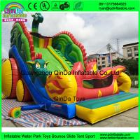 Wholesale Hot!! custom inflatable bouncers/ bounce house,indoor inflatable bouncers for kids from china suppliers