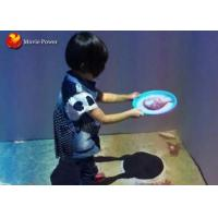 China 3D Display Magic Video Game Interactive Projection System For 3 - 10 Years Old Child on sale