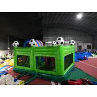 Buy cheap Professional Football Soccer Bounce House Jumpy House For Adults from wholesalers