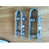 Wholesale High Tensile Strength Steel Wire Rope Tensioner Double Anti Hail Collar Anchor Clamp from china suppliers