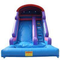 Wholesale Customized PVC Tarpaulin colorful Hot Sale Inflatable Game Water Drawer Slide from china suppliers