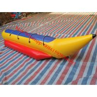 China cheap inflatable boat inflatable banana boat for sale on sale