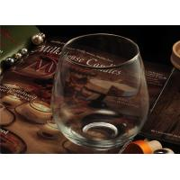 Wholesale Morden Clear Wine Glass Tumbler / 20 Ounce Drinking Glasses Recyclable from china suppliers