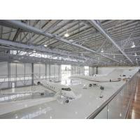 Quality Stacbed Steel Airplane Hangars Floding Hangar Door For Aircraft Hangar for sale