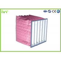 Wholesale Medium Efficiency Pocket Air Filters For Central Air Conditioning Ventilating System from china suppliers