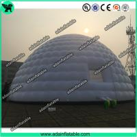 Wholesale High Quality Inflatable Igloo Dome Tent For Outdoor Party from china suppliers