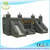 Wholesale Hansel wholesale indoor home use cheap car bouncers inflatables for kids from china suppliers