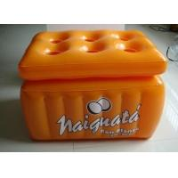 Wholesale inflatable ice bucket for promotion/ inflatable cooler for party from china suppliers
