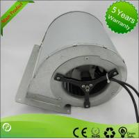 Wholesale EC Input Double Inlet Centrifugal Fans / Forward Curve Fan Blower 133 * 190mm from china suppliers