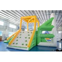 Wholesale 10mL * 9mW * 5.8mH Inflatable Water Sport Inflatable Floating Water Tower For Park from china suppliers