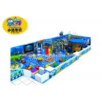 Buy cheap Professional Commercial Indoor Soft Playground Amusement Park Equipment Sets from wholesalers